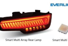 EVERLIGHT Demonstrates Smart Automotive and Infrared Products at Electronica  2018